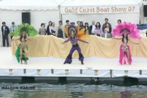 Gold Coast Boat Show by Walcon Marine