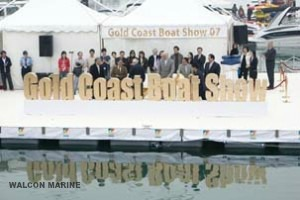 Gold Coast Boat Show by Walcon Marin