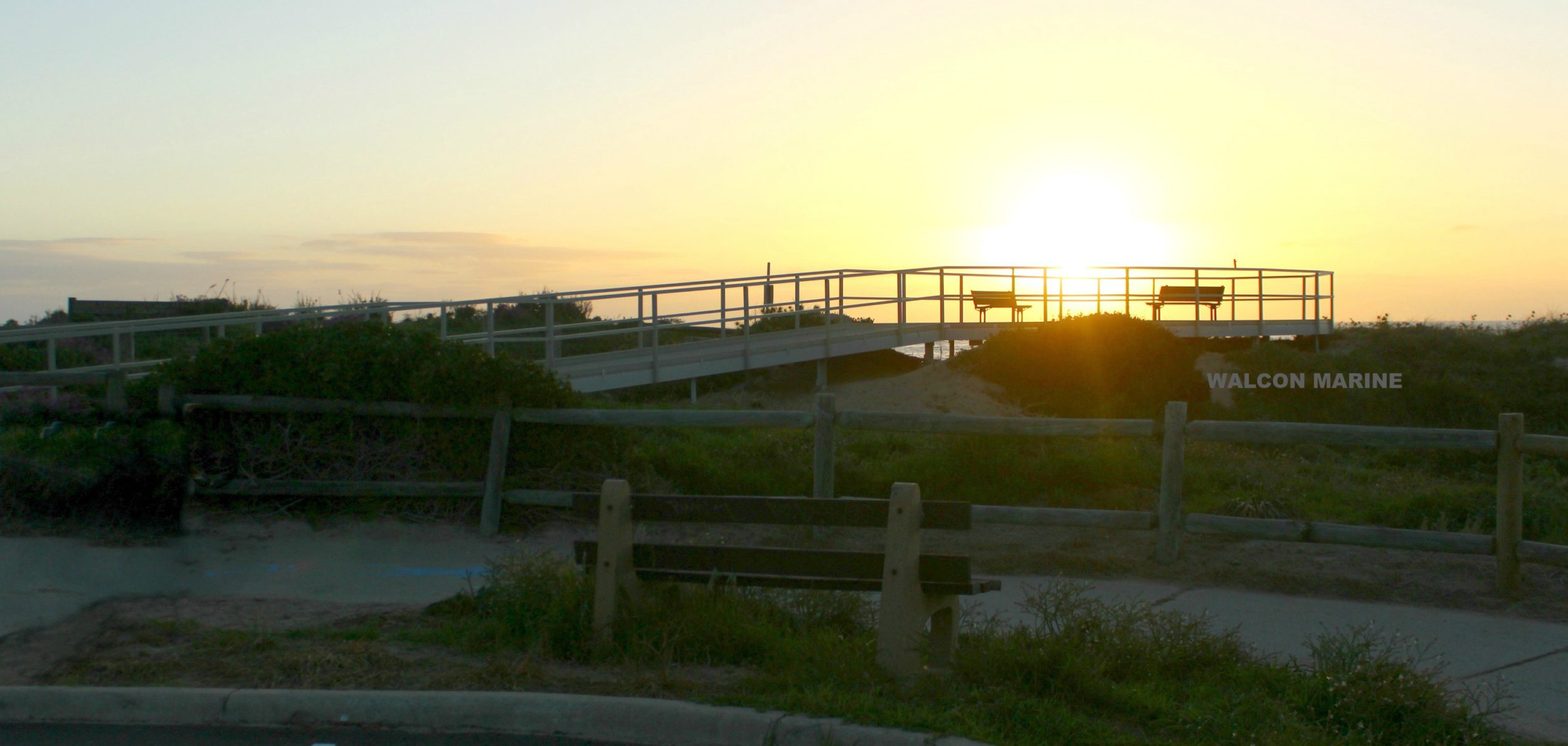 Walcon Marine Boardwalk