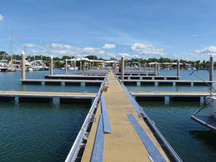 marina maintenance, pontoon maintenance, jetty repairs