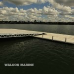 Haberfield NSW, pontoon by Walcon Marine Australasia