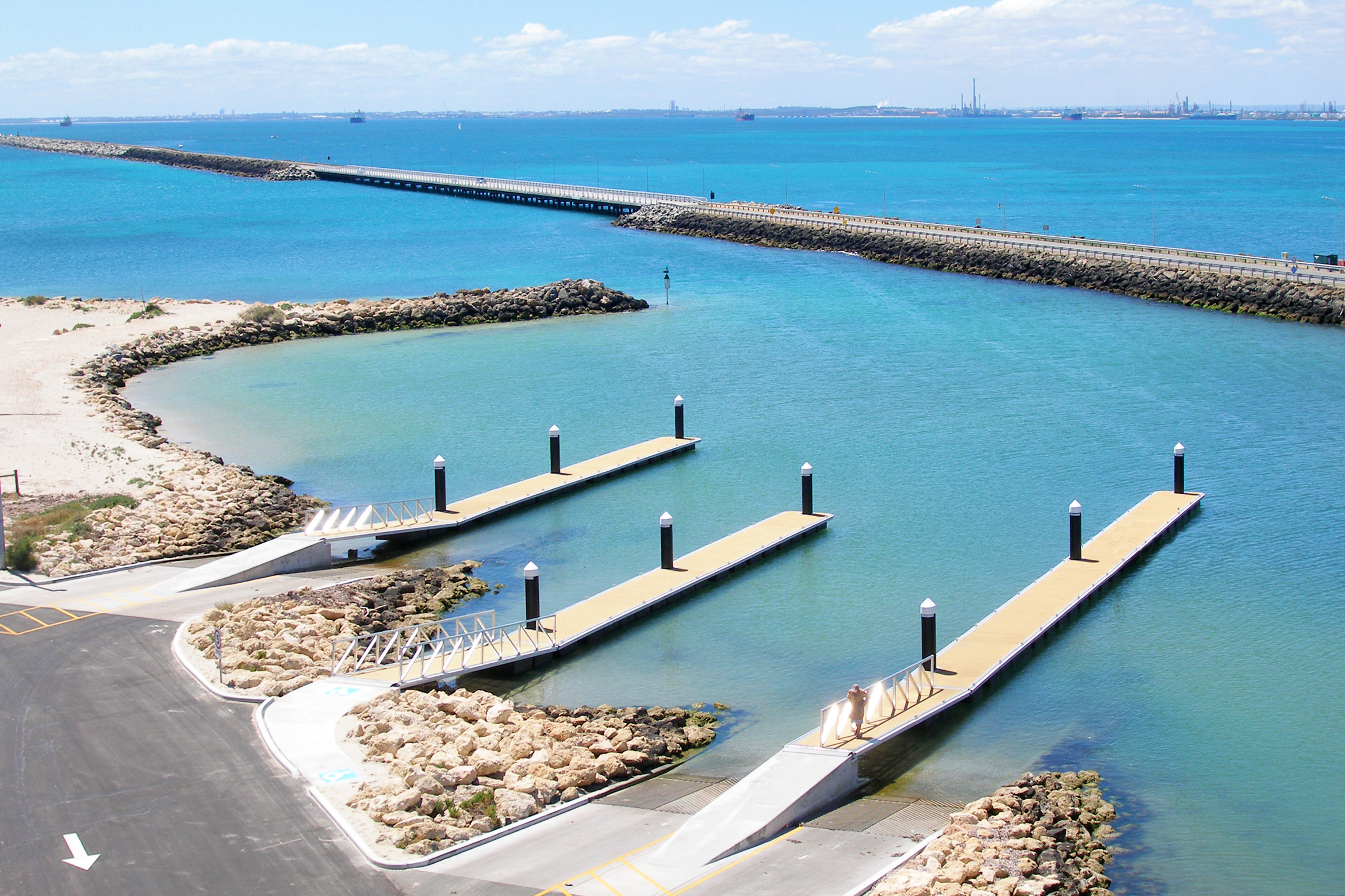 Point Peron Boat Ramp