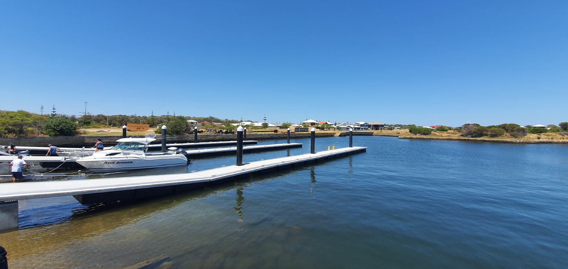 port geographe boat ramps